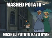 """Mashed potato~ mashed potato for sale"""