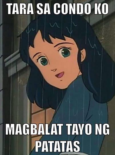 Funny Memes Tagalog Princess Sarah : Internet memes revived a classic anime on local tv