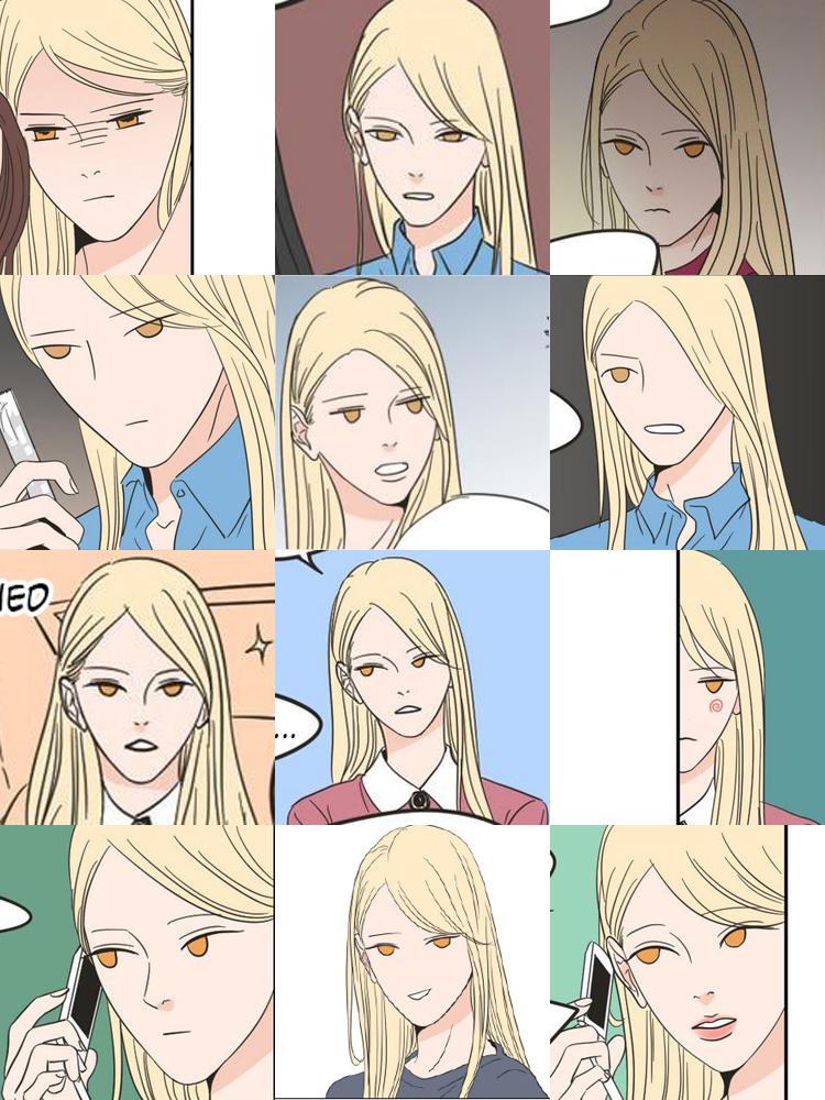 Anime busty lesbian