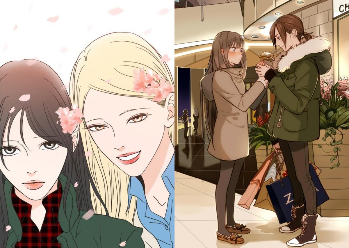 Manga Bites 005 Yuri Gems What Does The Fox Say Team