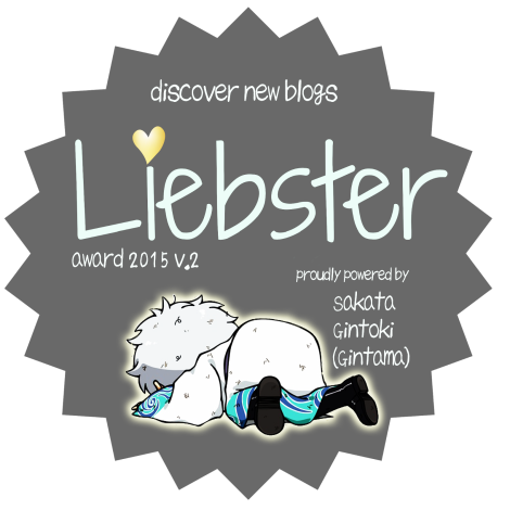 liebster award blog gintoki
