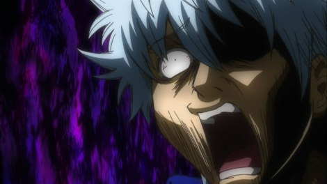 gintama gintoki scared