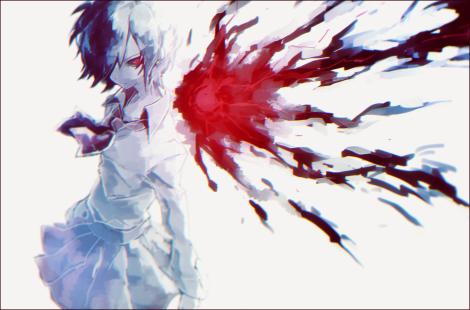 tokyo ghoul touka